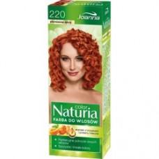 Joanna Naturia color 220 ohnivá iskra