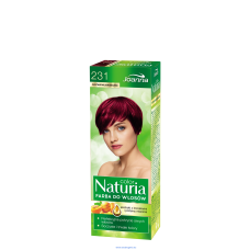 Joanna Naturia color 231 červená ríbezľa