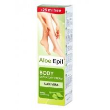 Aloe Epil Depilačný krém na telo 125 ml
