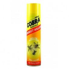 Super Cobra na lietajúci hmyz