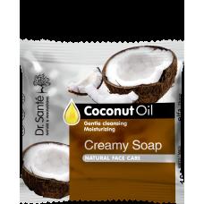Dr. Santé krémové mydlo s kokosovým olejom 100g