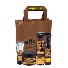 Dr. Santé darčeková taška 4 ks Argán