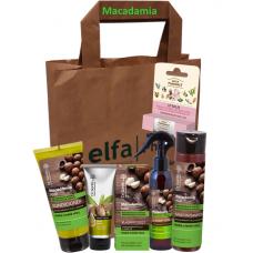 Dr. Santé darčeková taška 6ks Macadamia
