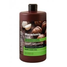 Dr. Santé Makadamia šampón na vlasy 1 L