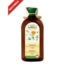 Green Pharmacy šampón pre mastné vlasy 350 ml