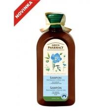 Green Pharmacy šampón pre farbené a melírované vlasy 350 ml