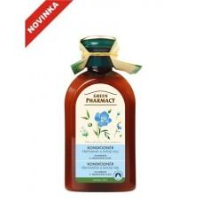 Green Pharmacy kondicionér pre farbené a melírované vlasy 300 ml