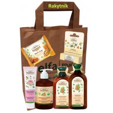 Green Pharmasy darčeková taška 6 ks Rakytník