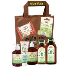 Green Pharmasy darčeková taška 7 ks Aloe Vera