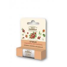 Green Pharmacy vitamínový balzam brusnica 3,6 g
