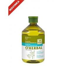 O´Herbal šampón pre suché a poškodené vlasy 500 ml