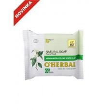 O`Herbal  prírodné mydlo s extraktom Neroli a bielou hlinou 100 g