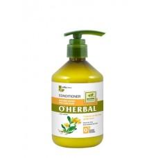 O´Herbal kondicionér pre objemové zosilnenie jemných vlasov 500 ml