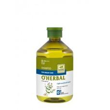 O' Herbal šampón pre mastné vlasy 500 ml