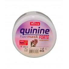 Milva chinínová maska na vlasy Forte  250 ml
