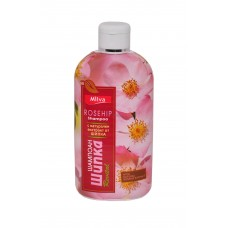 Milva šampón na vlasy šípka 200 ml