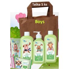 Pink Elephant darčeková taška 5 ks pre chlapcov