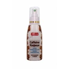 Milva Chinínová voda na vlasy s kofeínom 100 ml