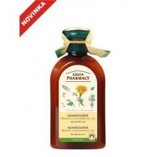 Green Pharmacy kondicionér pre mastné vlasy 300 ml