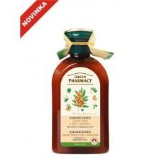 Green Pharmacy kondicionér pre suché a poškodené vlasy 300 ml