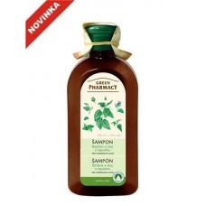 Green Pharmacy šampón pre normálne vlasy 350 ml